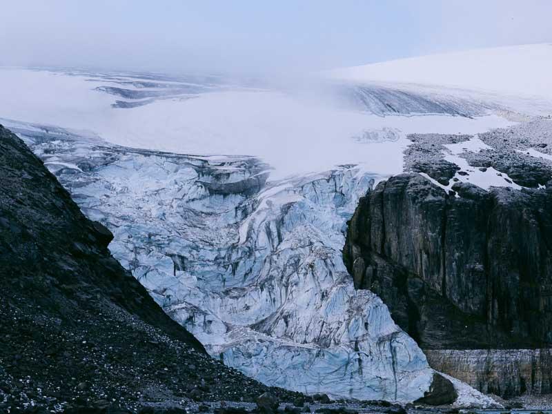 Glacier d'Odin