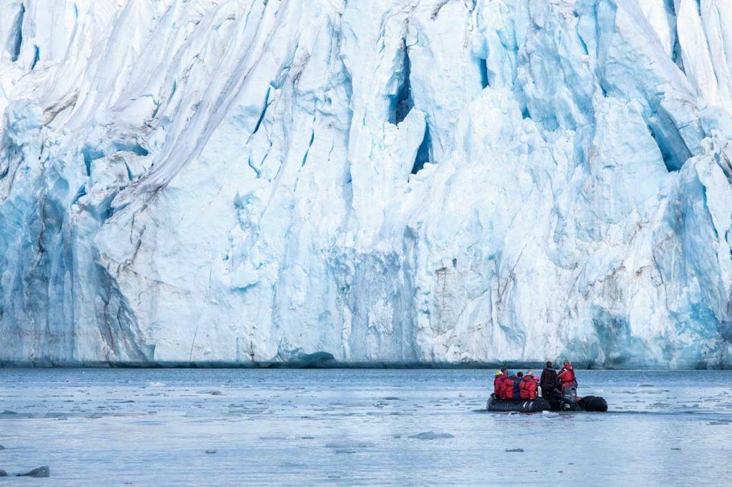 Glacier de Liliehook