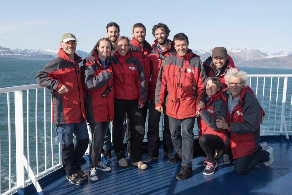 Guide Staff Ocean Nova