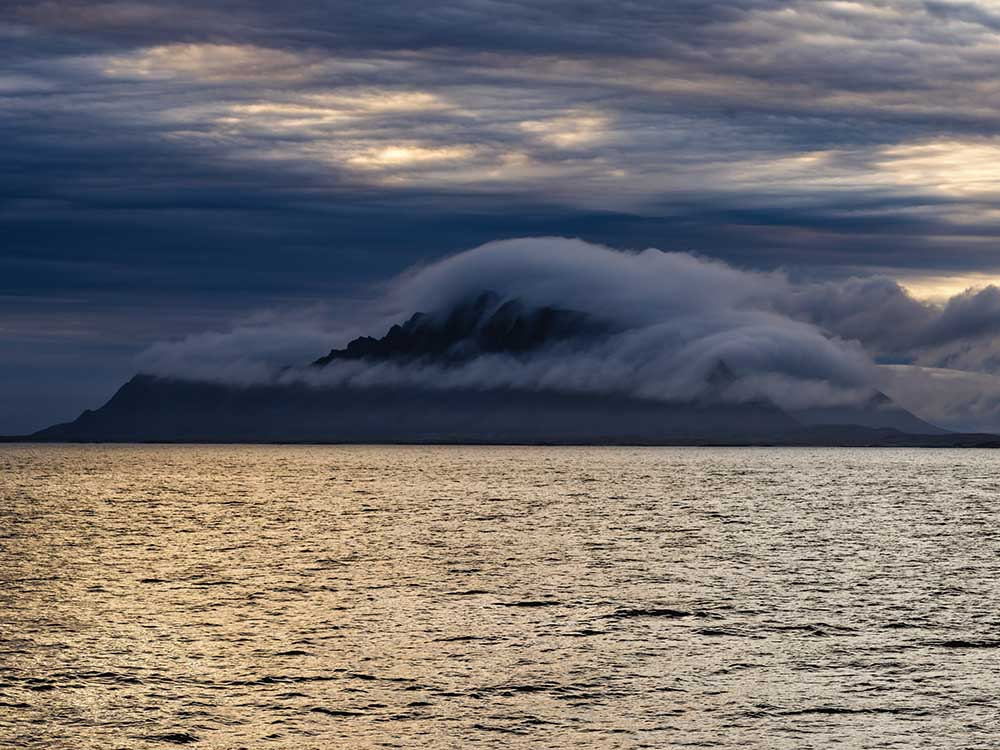 Isfjord Longyearbyen - Croisière Spitzberg