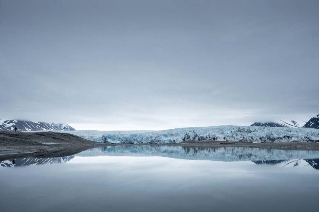 Photo Glacier Recherchebreen