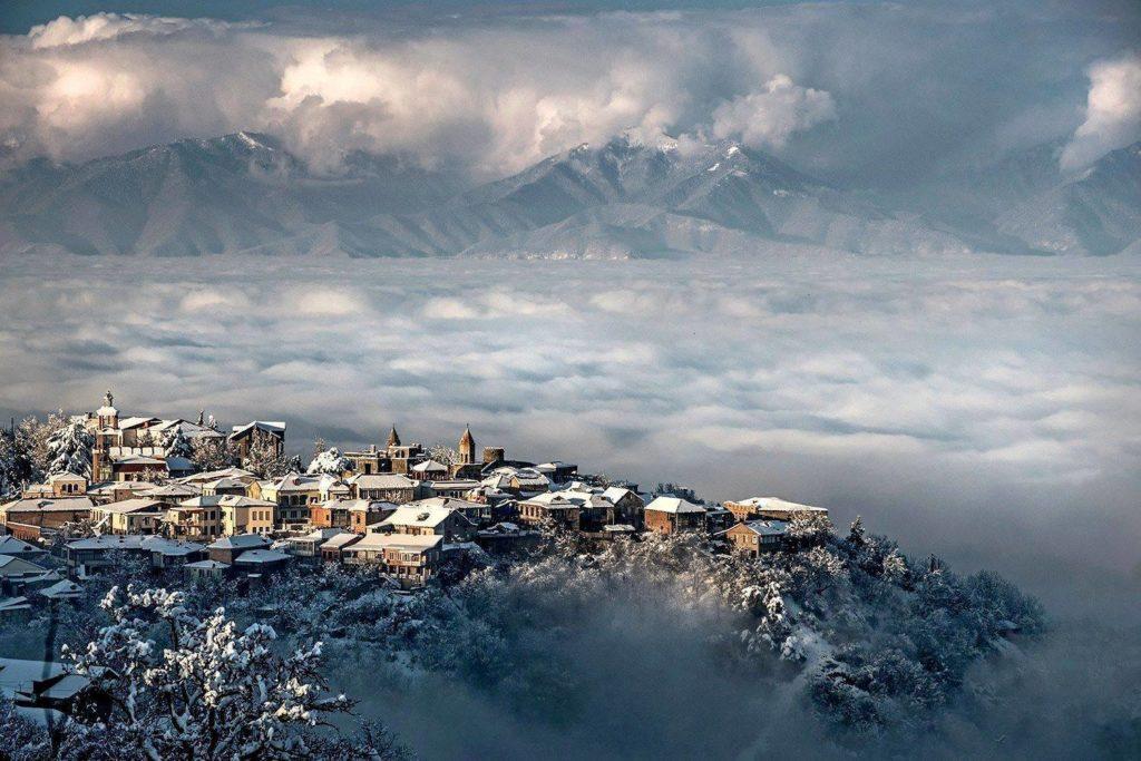 Georgie du Sud Caucase