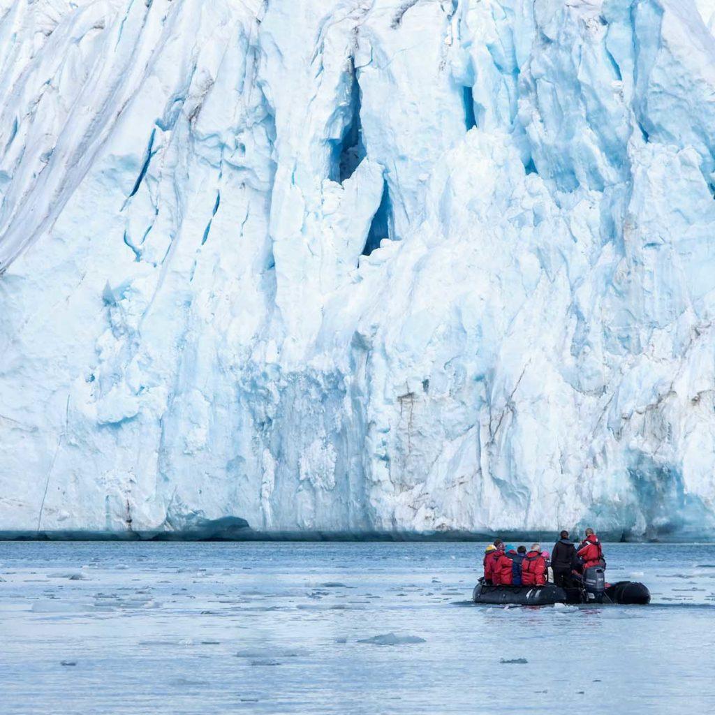 Glacier Liliehook - Circuit Kamachatka