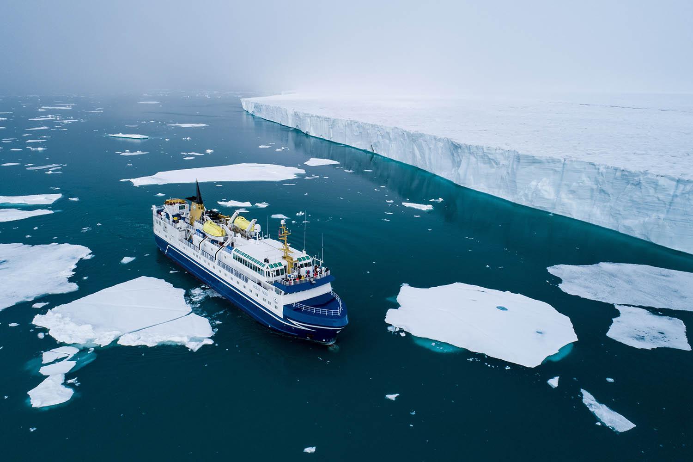 Ocean Nova - Croisière Arctique