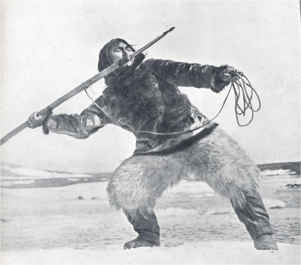 Groenland - Inuit - Chasse & Pêche