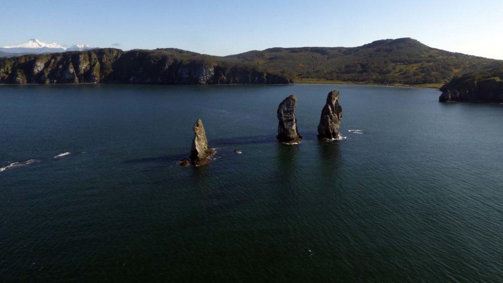 Découverte de la baie des russes au Kamchatka