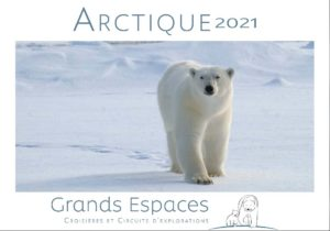 Couverture Catalogue Arctique 2021