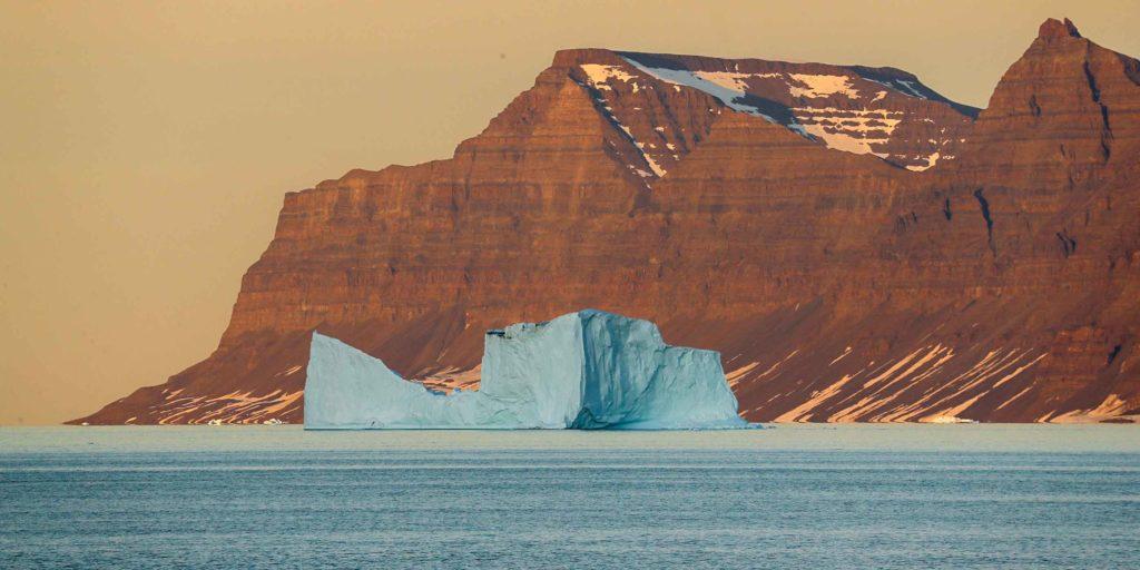 Iceberg Groenland - Grands Espaces