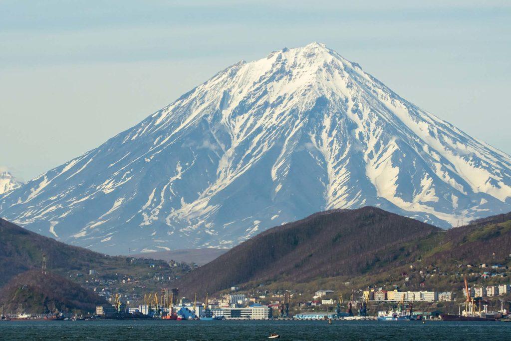 Découverte de Petropavlovsk au Kamchatka
