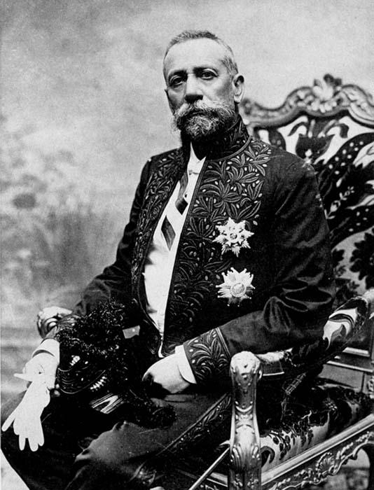 Prince Albert 1er de Monaco