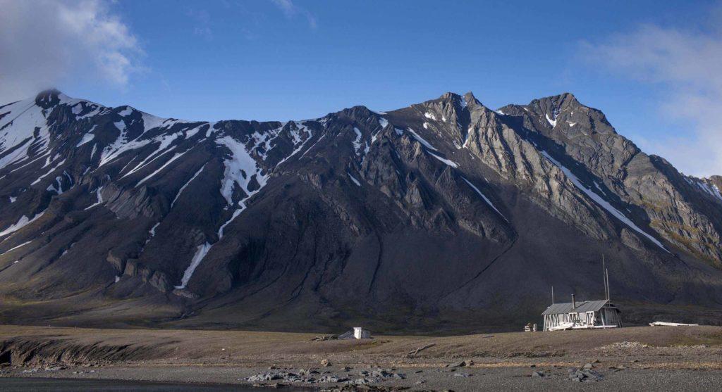 Découverte des terres polaires du Spitzberg