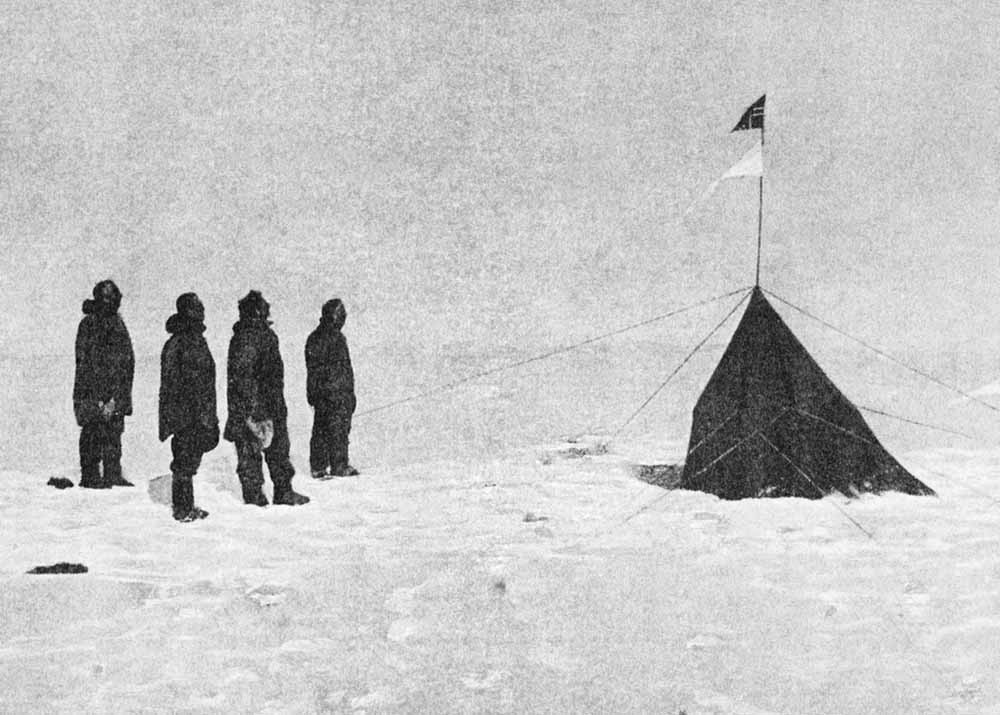 Pole Sud Amundsen