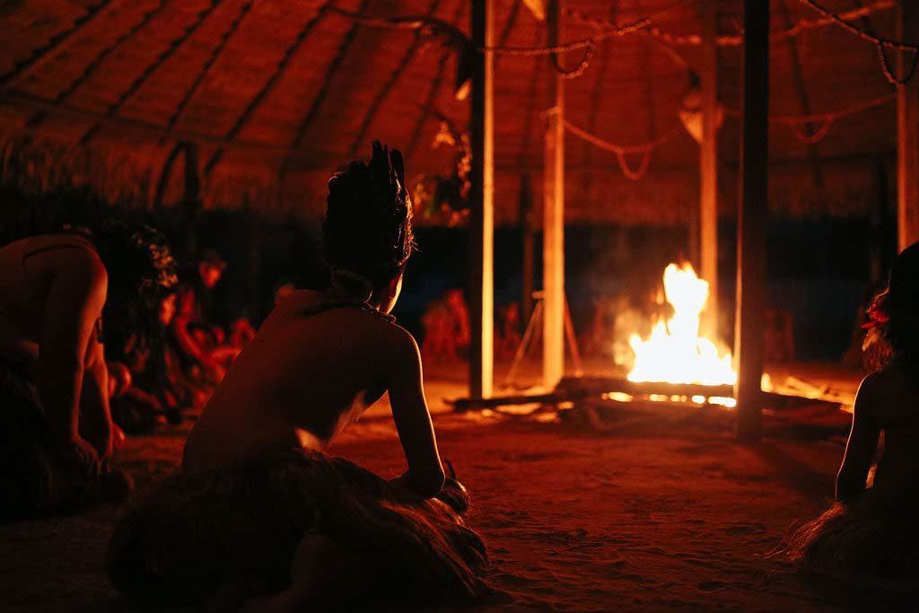 Rencontre Indiens Mundurukus