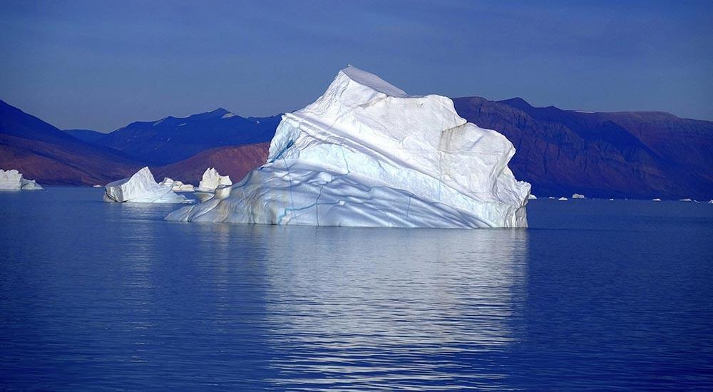 Croisière polaire au Groenland - Icebergs Géants