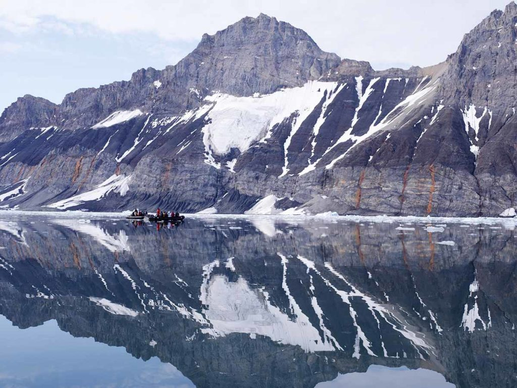 glacier - Spitzberg