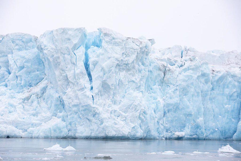 spitzberg - glacier