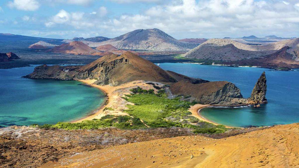 Découverte des îles Galapagos