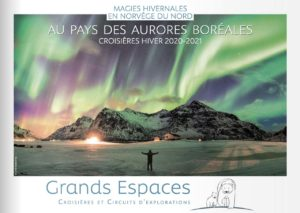 Catalogue - Aurores Boréales - 2021