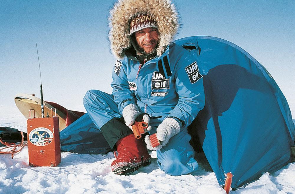 Jean Louis Etienne North Pole