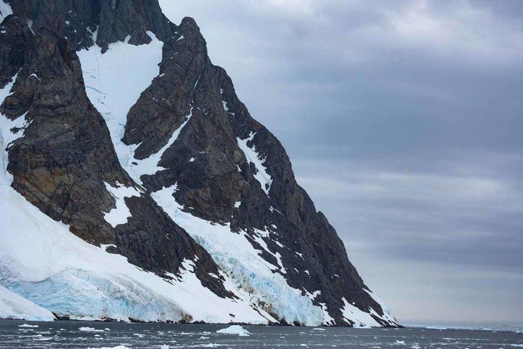 Paysages enneigés - Croisière en Antarctique