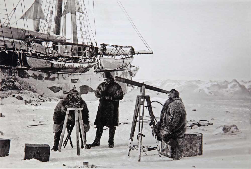 Nansen Fram Arctique