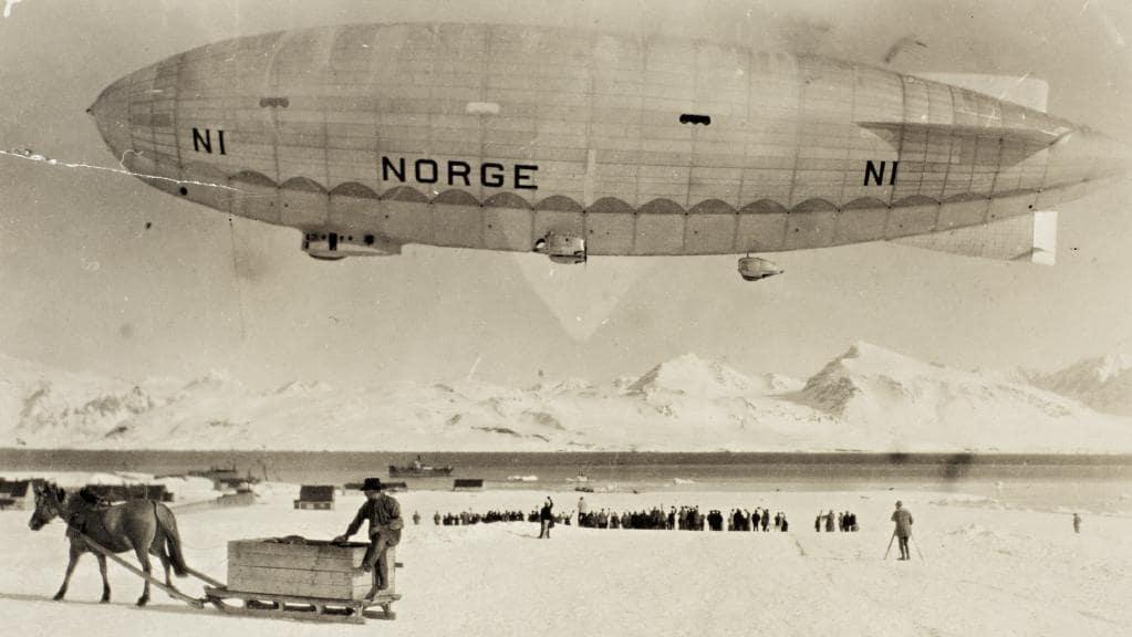 Norge Amundsen Nobile