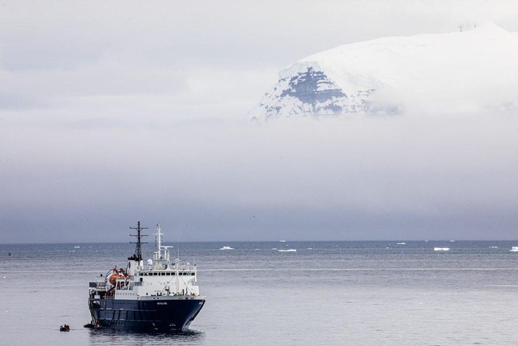 Ortélius - croisière en Antarctique