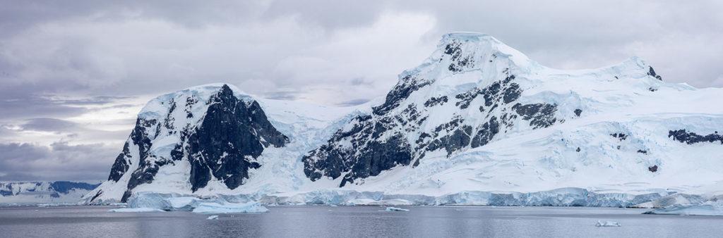 Paysage - croisière Antarctique