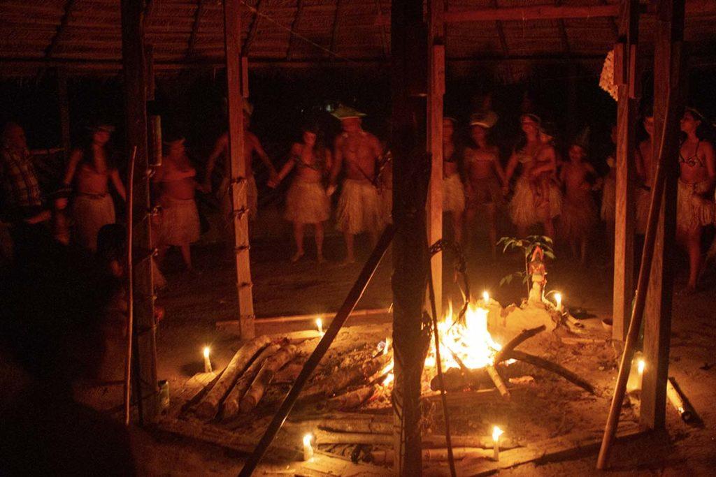 Découverte du peuple des Amazones