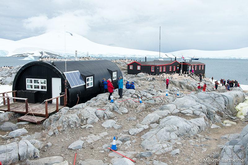 Port Lockroy - Croisière Antarctique