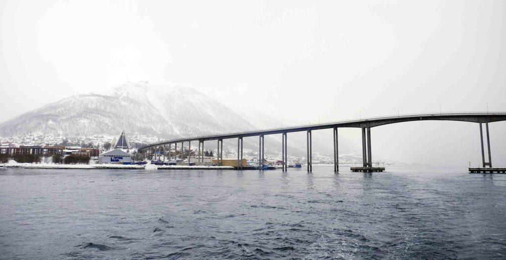 Visite Tromso - Croisière Laponie