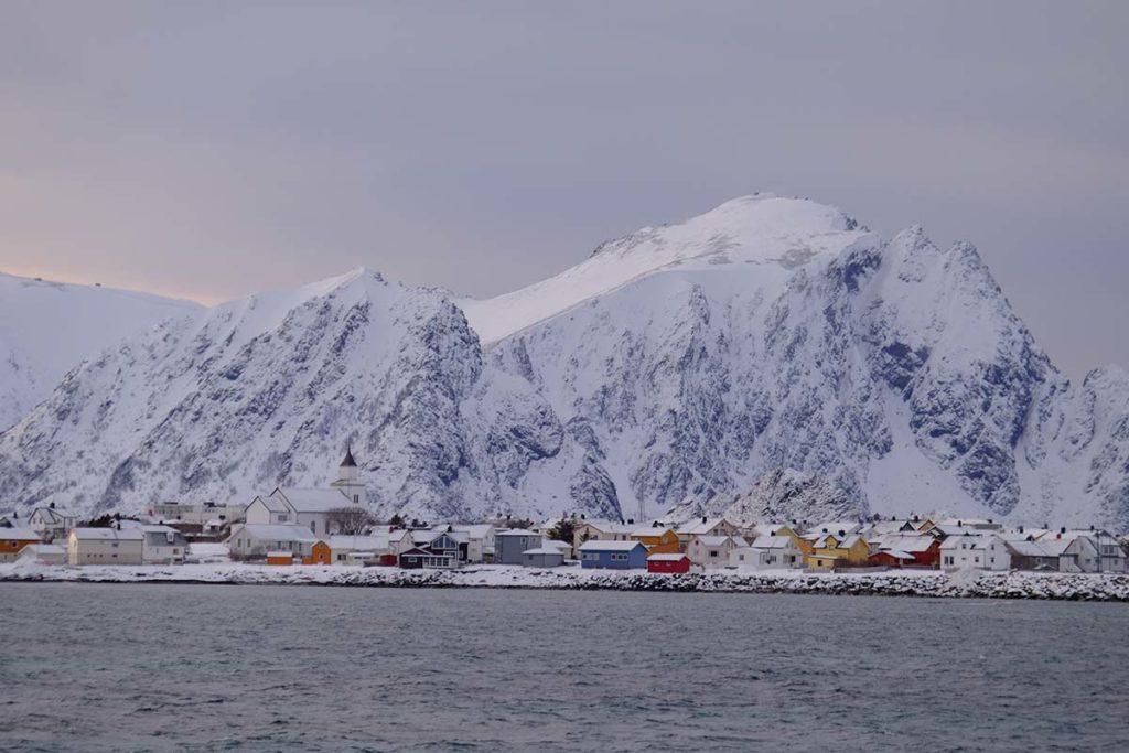 Andoya - Croisière Laponie