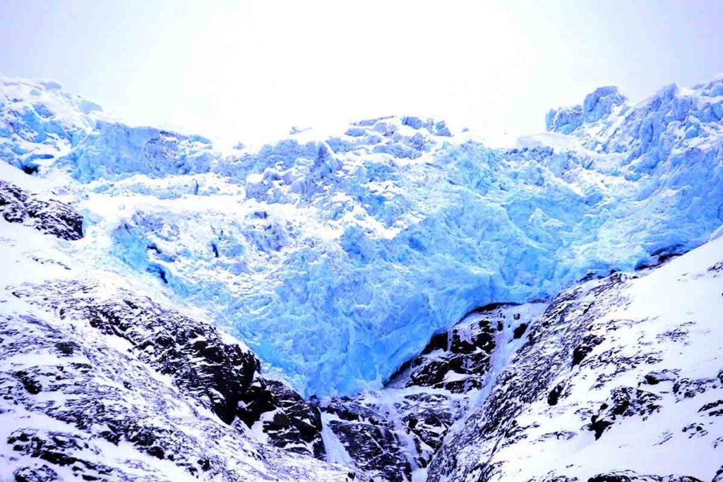 Baie du Glacier - Croisière en Laponie