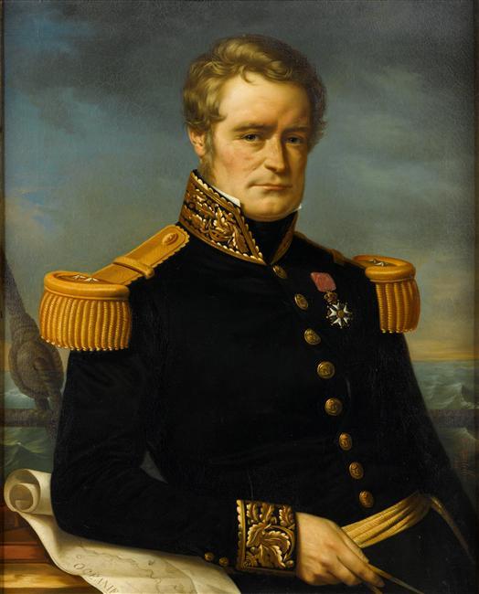 Dumont d'Urville - Explorateur Français