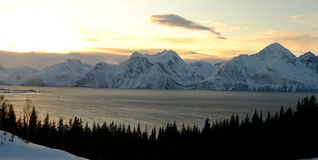 Fjord - croisière Norvège