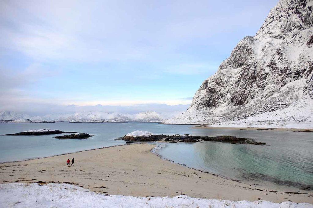 Ilede Litlmolla - Croisiere en Laponie