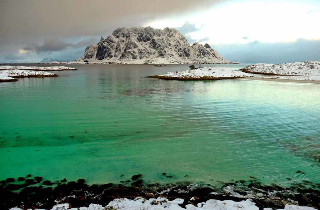 Lofoten - Croisière Laponie