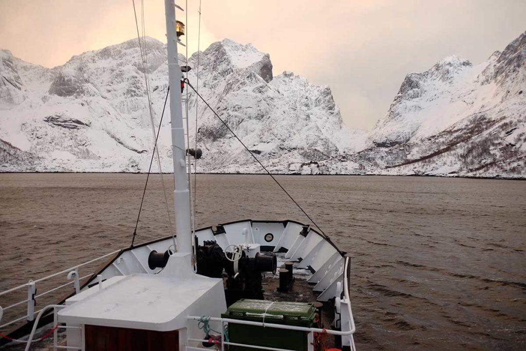 Reinefjord - Croisière en Laponie