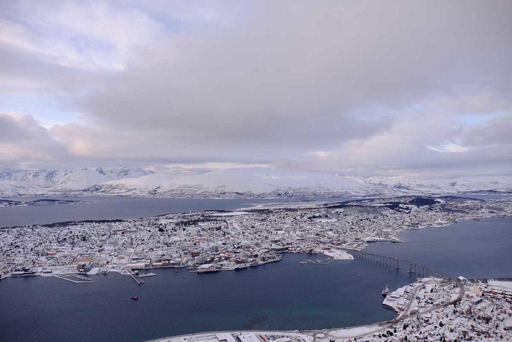 Tromso - Croisière Laponie
