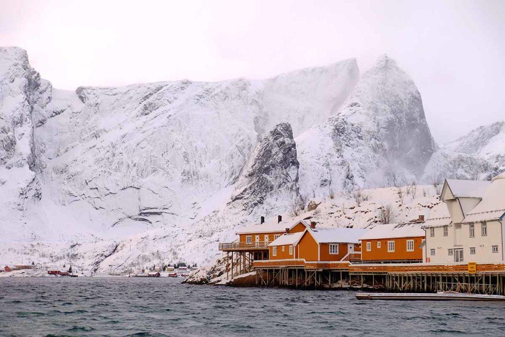 Village A - Croisière en Laponie