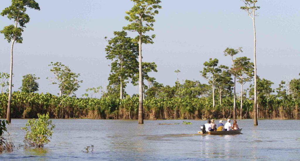 Croisiere en Amazonie Tapajos