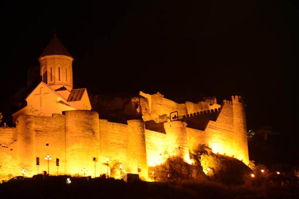 Forteresse médiévale - Géorgie