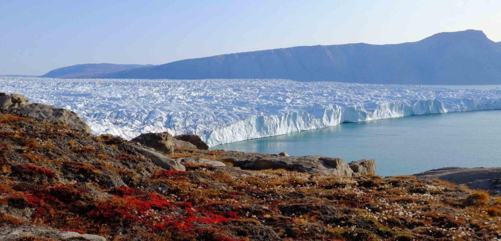 Vue glacier Groenland - Grands Espaces