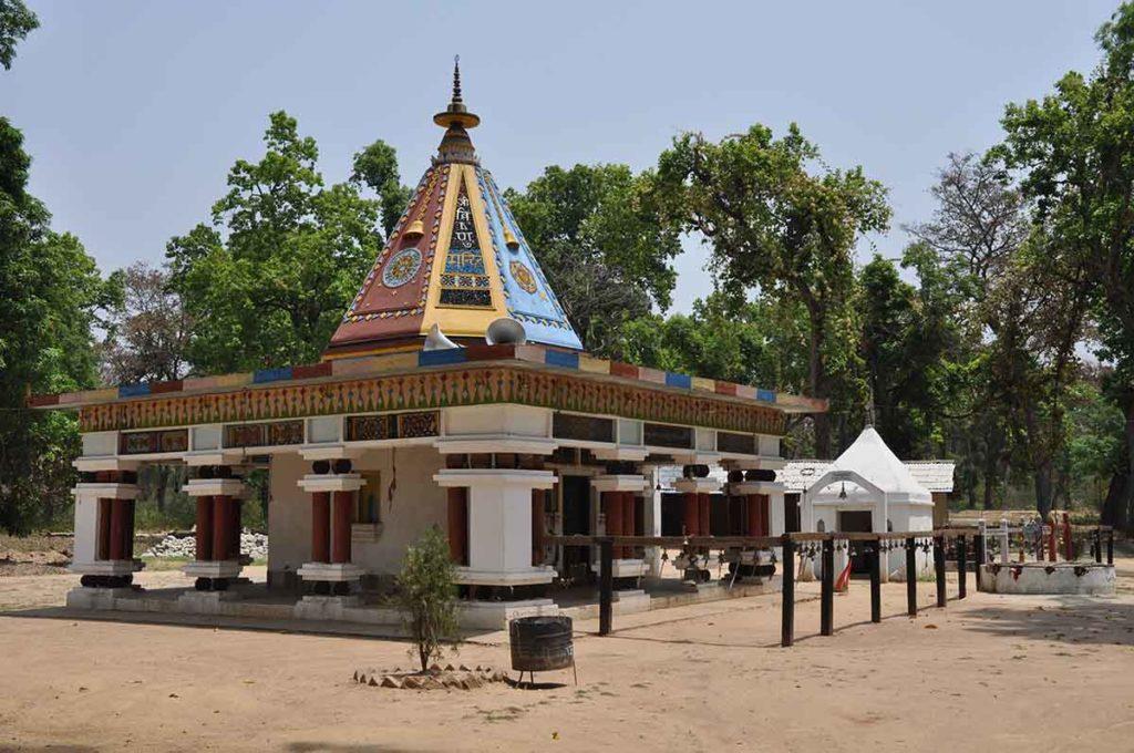 temple de Thakurbaba