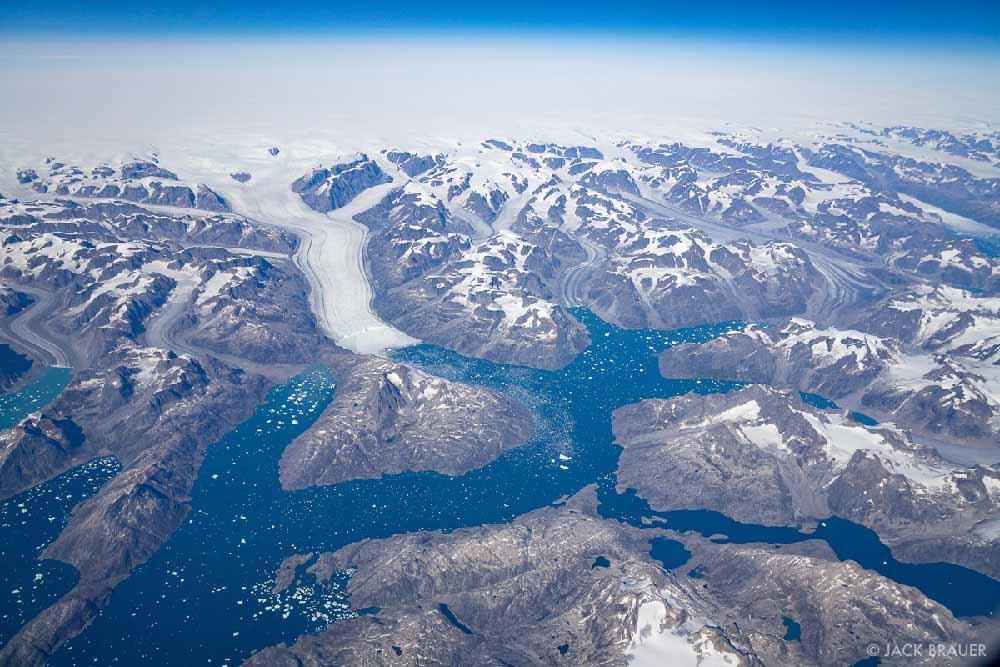 Glacier Groenland