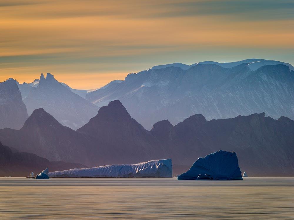 Iceberg - Croisière Groenland
