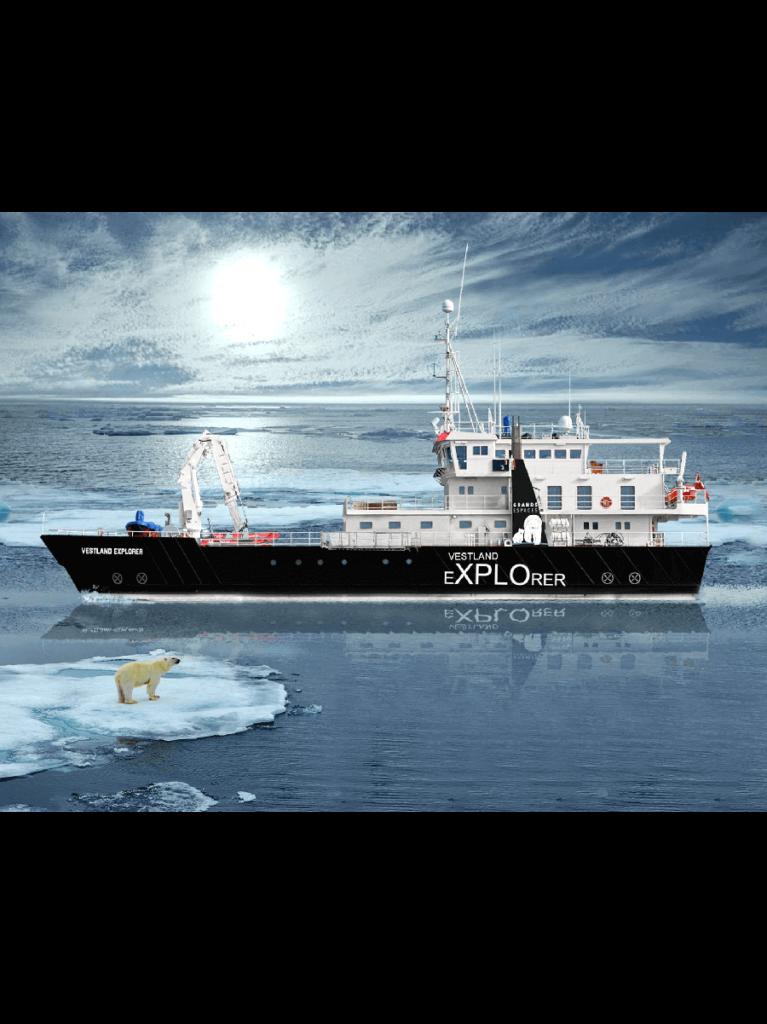 Yacht Polaire Explorer