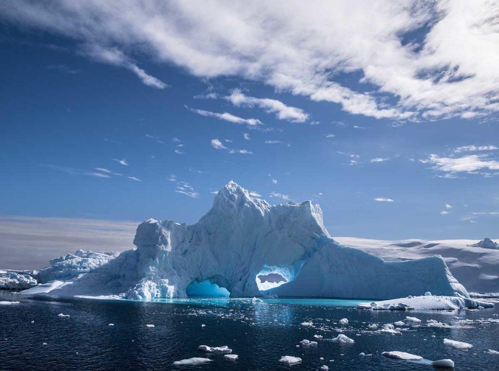 Iceberg - Antarctique