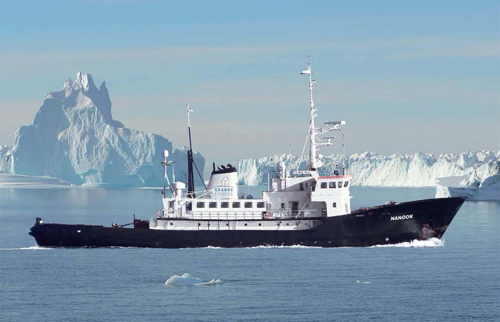 Nanook - Yacht Polaire