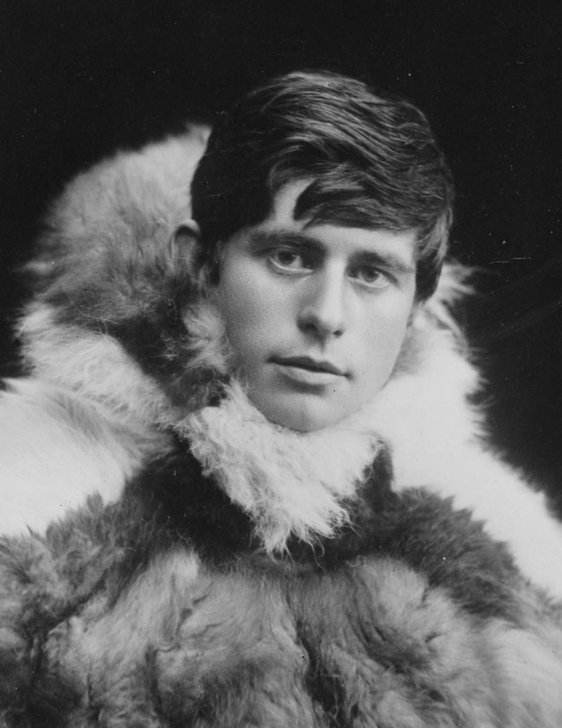 Knud Rasmussen - Explorateur Groenland